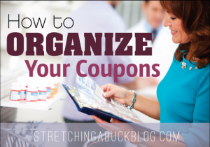 All About Couponing: Coupon Organzation 101