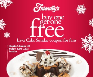 Friendly's printable coupons