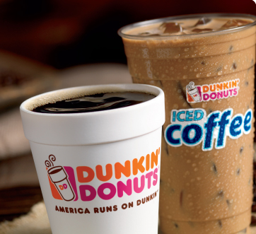 Dunkin Donuts Free Medium Coffee On Mondays In March
