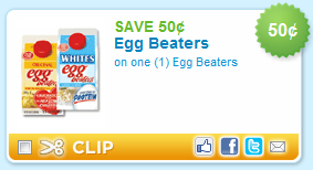 Egg Beater Coupons Printable