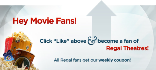 Regal cinema coupons