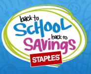 staples back to school savings