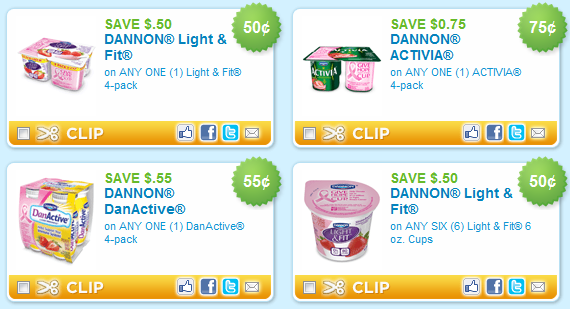 photograph relating to Yogurt Coupons Printable identify Clean Printable Coupon codes: Dannon Yogurt - Activia, Gentle Suit