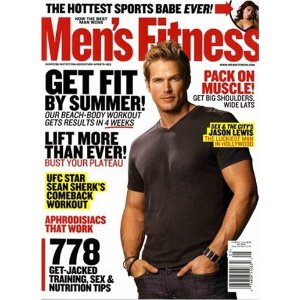 free subscription to fitness magazine