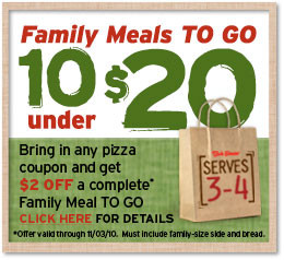 Giveaway Bob Evans Family Meals To Go 2 Winners