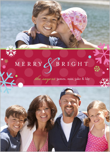 believe - Shutterfly Holiday Cards