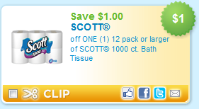 Check out this deal to save on bath tissue and paper towels at CVS! You can get these items for less than $5. Pair a sale with ECBs and a coupon to get this deal. Print two copies per computer or check your 11/11 insert for the 50¢ off coupon.
