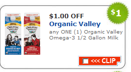 picture regarding Organic Printable Coupons named Contemporary Printable Coupon codes: $0.50/1 Luna Bar, $1/1 Natural and organic Valley