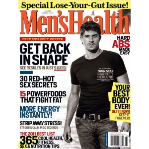 analysis of mens fitness magazines