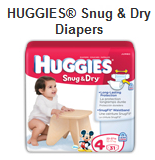 huggies snug and dry free sample