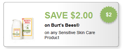 image regarding Burt's Bees Coupons Printable referred to as Clean Unique Treatment Discount coupons Help save $2/1 Burts Bees Delicate