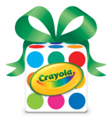 crayola holiday savings on facebook