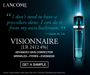 Lancome Visionnaire Free Sample Coupon - Stretching a Buck ...