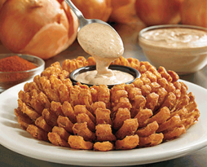 outback bloomin onion