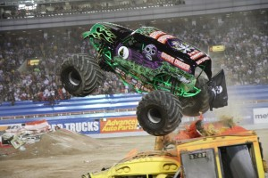 Monster Jam 2014 Columbus Ohio