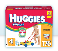 Huggies-Diapers coupons