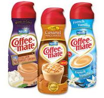 coffee mate creamers