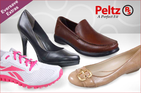 picture about Peltz Shoes Printable Coupons referred to as Eversave Offer - $15 for $30 Significance of Sneakers versus Peltz