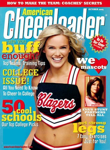 Cheerleader magazine
