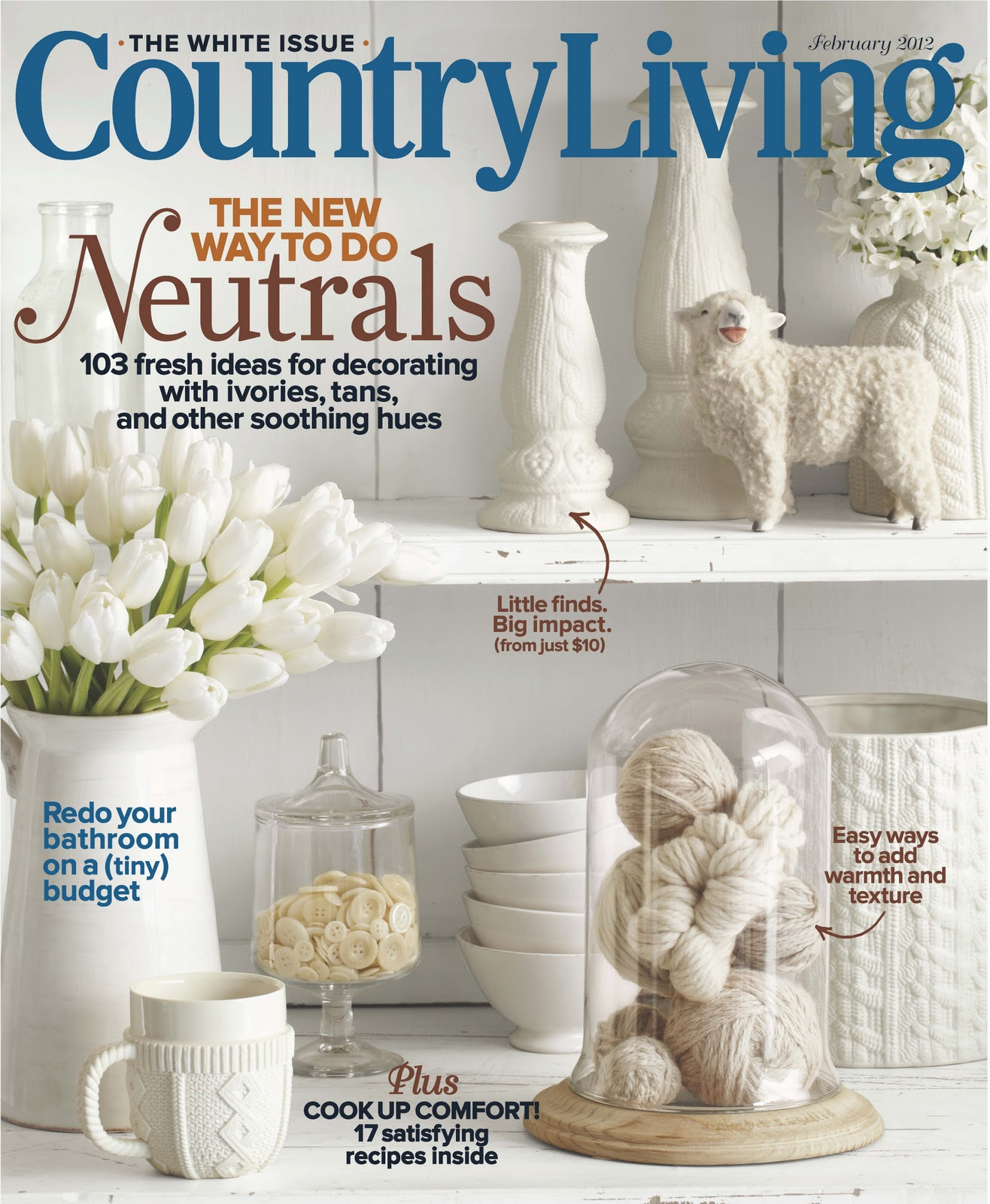 Country Living Magazine Subscription Deal