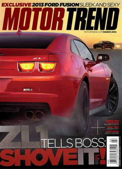 Motor Trend Magazine Subscription Deal 3 Year For 9