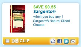 sargento cheese printable coupon