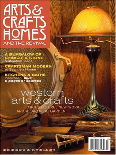 Arts crafts homes magazine subscription deal 1 year for Arts and crafts home magazine