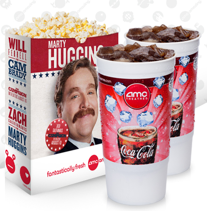 photo about Amc Printable Tickets called AMC Theatres Coupon Conserve 50% Off Significant Popcorn Consume