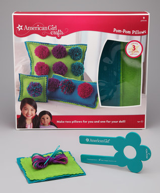 American girl craft kits on zulily today stretching a for American girl craft kit