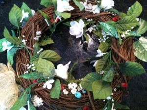 goodwill wreath redo
