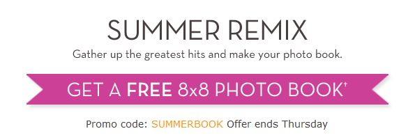 haven't had time to take advantage yet, I have good news! Shutterfly