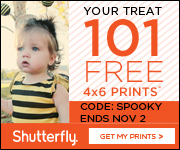 Shutterfly's unlimited free prints offer ends up costing cents a print. For cent a print, you might as well get your prints from Walgreens. They often have 9-cent print deals. Right now they have a 50% off deal that effectively makes 4×6 prints cost ten cents per print.