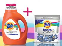 tide vivid white + bright giveaway