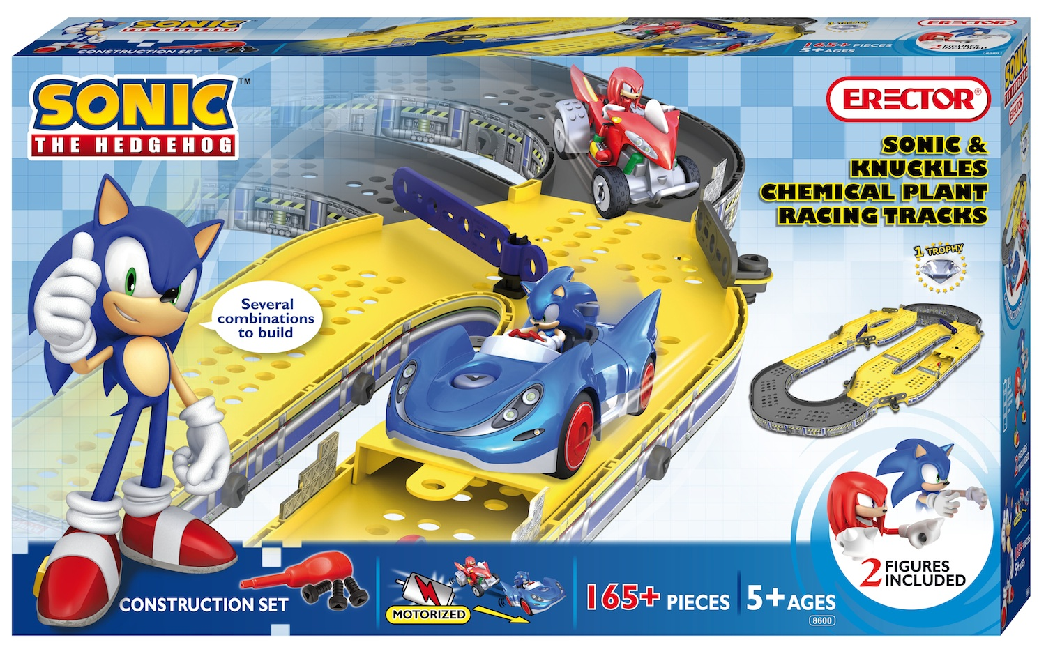 Target Sonic Toys : Sonic the hedgehog erector set giveaway holiday