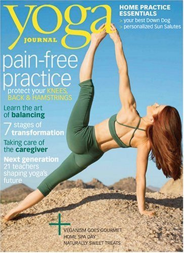 yoga journal magazine subscription deal 1 year for stretching a buck stretching a buck. Black Bedroom Furniture Sets. Home Design Ideas
