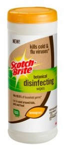 scotch brite wipes