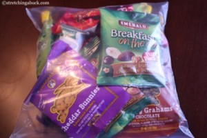 budget friendly snacks for the car