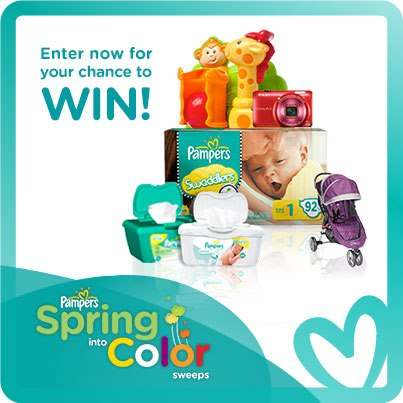 Diapers and wipes sweepstakes and giveaways