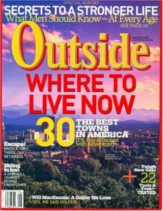outside magazine subscription deal