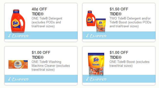 Tide Coupons Printable