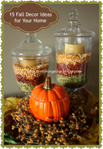 15 fall decor ideas for your home