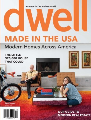 dwell magazine subscription deal