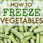 Thumbnail image for How to Freeze Vegetables