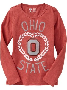 old navy ohio state t