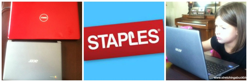 Staples Review Giveaway