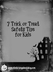 trick or treat safety tips for kids
