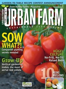 urban farm magazine subscription deal
