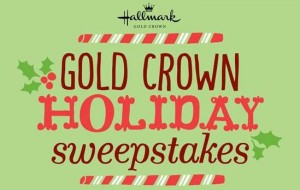 hallmark gold crown holiday sweepstakes coupon