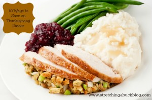 10 ways to save on Thanksgiving Dinner