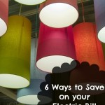 Thumbnail image for 6 Ways to Save Money on Your Electric Bill
